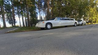 Берёзовский Town Car 1998