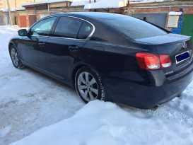 Ухта Lexus GS350 2010