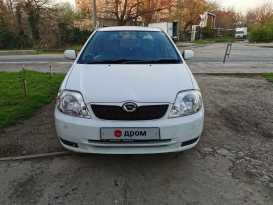 Corolla Runx 2002
