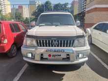 Краснодар Land Cruiser Prado