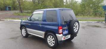 Новокузнецк Pajero Mini 1996