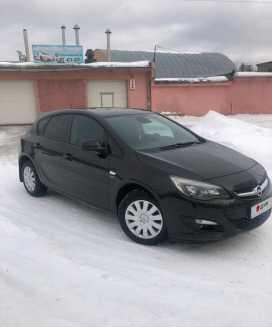 Пенза Opel Astra 2013