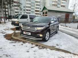 Усть-Илимск Highlander 2012