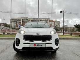 Хабаровск Sportage 2018