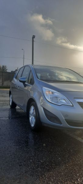 Калининград Opel Meriva 2012