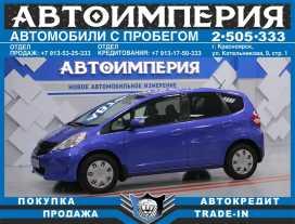Красноярск Fit 2010