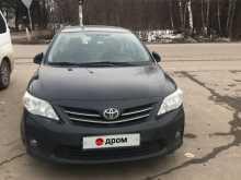 Видное Corolla 2011