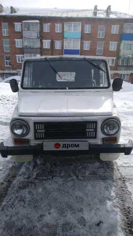 Прокопьевск ЛуАЗ-969 1984