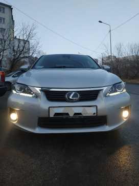 Владивосток CT200h 2012