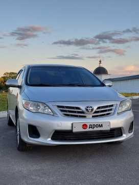 Corolla FX 2011