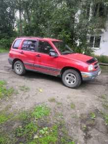 Колпашево Tracker 2000
