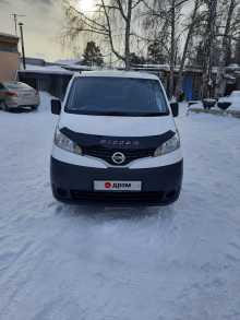 Красноярск NV200 2013