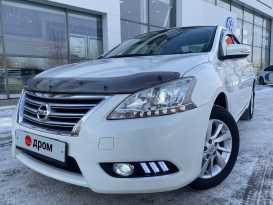 Хабаровск Nissan Sylphy 2014