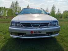 Курган Carina 2000