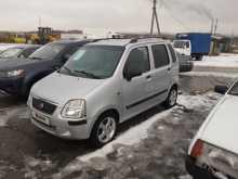Саратов Wagon R Plus 2002
