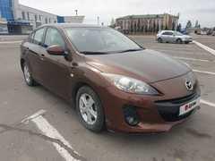 Кызыл Mazda3 2012