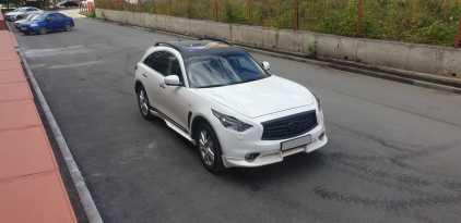 Новосибирск FX30d 2012