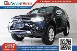 Иркутск Pajero Sport 2014