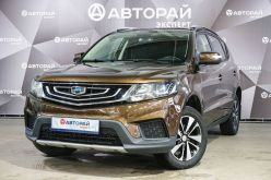 Ульяновск Emgrand X7 2019