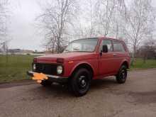 Тихорецк 4x4 2121 Нива 1991