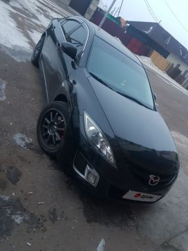 Улан-Удэ Mazda6 2008