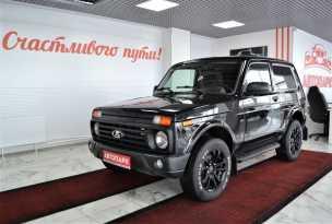 Ярославль 4x4 2121 Нива 2019