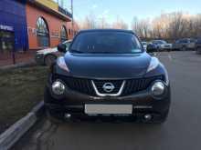 Москва Nissan Juke 2013
