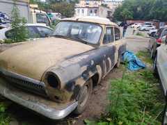 Владивосток 21 Волга 1959