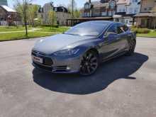 Москва Tesla Model S 2014