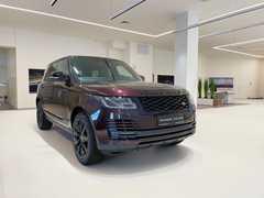 Екатеринбург Range Rover 2021