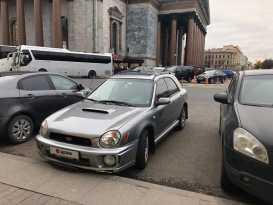 Санкт-Петербург Impreza WRX 2001