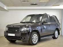 Санкт-Петербург Range Rover 2012