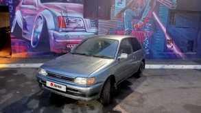Омск Starlet 1990