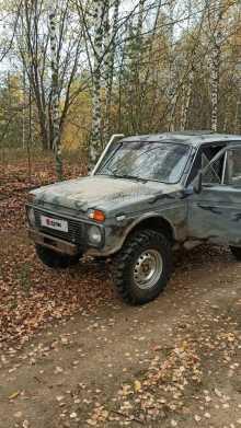 Иваново 4x4 2121 Нива 1990