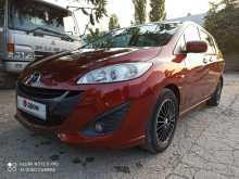Симферополь Mazda5 2011