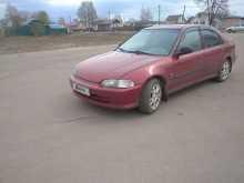 Камешково Civic 1993