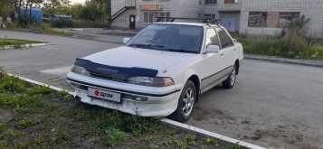 Новосибирск Carina 1990