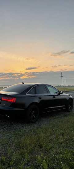 Москва Audi A6 2014