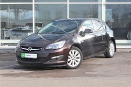 Пермь Opel Astra 2014