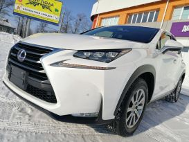 Хабаровск Lexus NX300h 2016