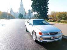 Москва Chaser 2001