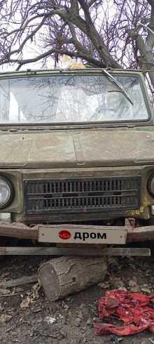 Брюховецкая ЛуАЗ-969 1989