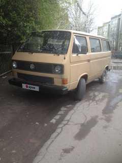 Калининград Transporter 1983