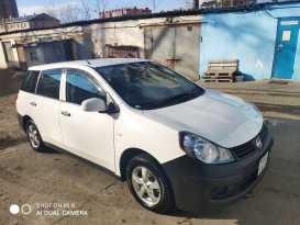 Приаргунск Nissan AD 2015