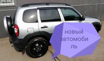 Красноярск Niva 2017