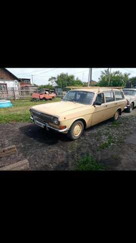 Новокузнецк 24 Волга 1981