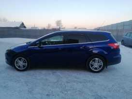 Иркутск Ford Focus 2014
