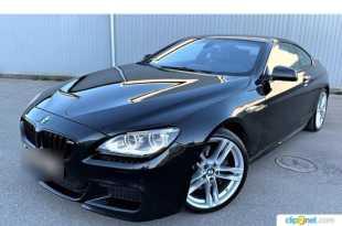 Калининград BMW 6-Series 2012