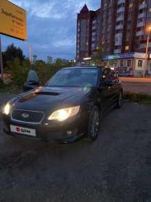 Томск Legacy B4 2007