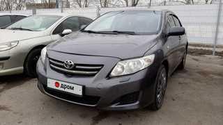 Челябинск Corolla 2008